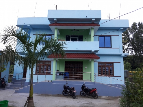 Building of FAYA Nepal